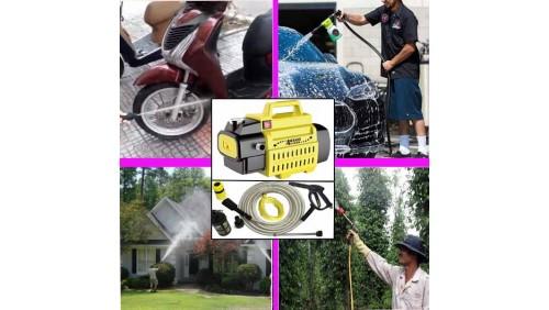 Lý do nên đầu tư một chiếc máy rửa xe mini để tự rửa xe tại nhà