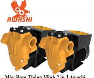 Máy bơm tăng áp điện tử Awashi Asm-1500A