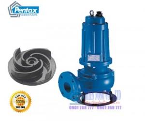 BƠM CHÌM NƯỚC THẢI PENTAX DMT750-4