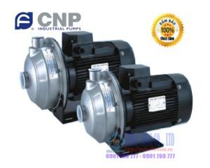 Máy bơm ly tâm trục ngang đầu INOX CNP MS60/0.37 0.5HP