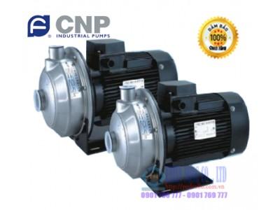 Bơm ly tâm trục ngang đầu Inox CNP MS100/1.1 1.5HP