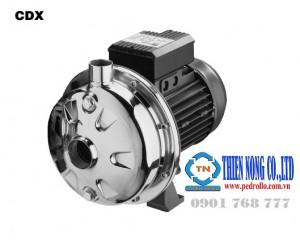 MÁY BƠM LY TÂM ĐẦU INOX EBARA CDX 120/20