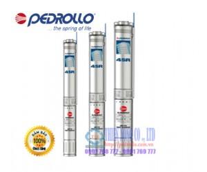 Máy bơm hỏa tiễn 4 inch Pedrollo 4SR15/15-N 4HP