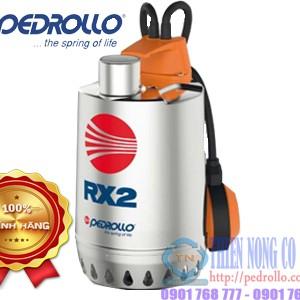 Bơm chìm nước thải Pedrollo RXm 1