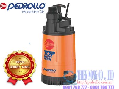 Bơm chìm nước thải Pedrollo TOP 1