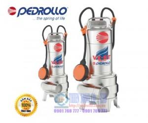 BƠM NƯỚC THẢI INOX TOÀN PHẦN PEDROLLO BCM15/50-ST