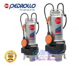 BƠM THẢ CHÌM NƯỚC THẢI INOX PEDROLLO VXM15/50-N